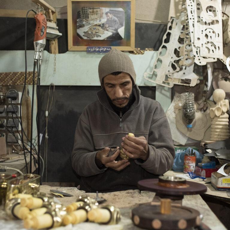 Abdelrahim Boutkrout (photo Dim Balsem)