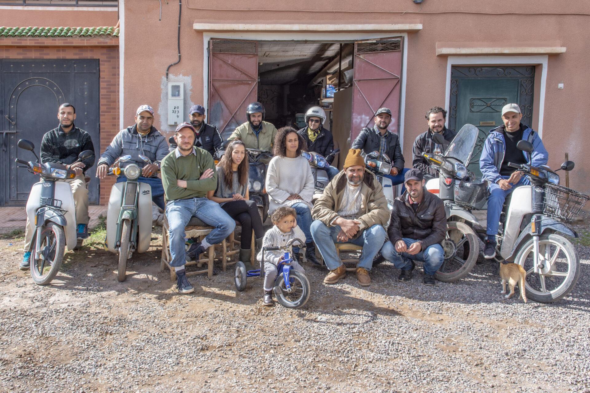 Fenduq team 2019 (photo Alessio Mei)